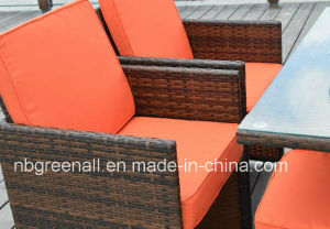 Hot Sale Square Table Dining Set for Outdoor pictures & photos