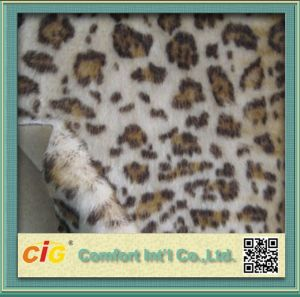 Fake Fur Fabric for Cushion/Car Seat/Garment pictures & photos