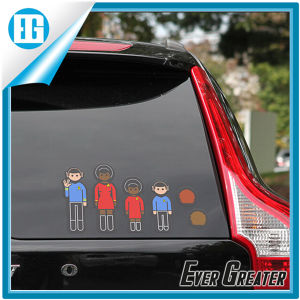 UV Resistant Waterproof Car Window Sticker Factory Directly pictures & photos