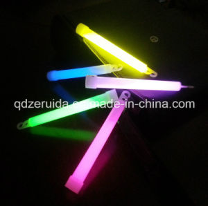 "6"" Promotion Party Toys Glow Stick pictures & photos"