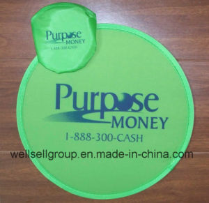 Foldable Frisbee with Customized Printing/Sport Toy pictures & photos