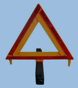 Car Reflective Warning Triangle (HX-D18) pictures & photos