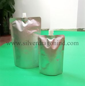 Custom Stand up Pouch for Water Packing pictures & photos