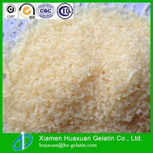China Supplier Gelatin for Food Grade pictures & photos