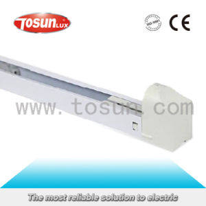 Ts-9001 T8 Fluorescent Fixture T8 Lamp pictures & photos