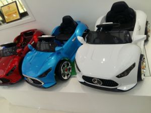 Children′s Electric Four-Wheel Drive Car with Music pictures & photos
