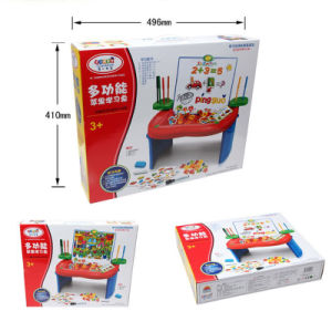 Plastic Toy Children Educational Toy (HM1103A) pictures & photos