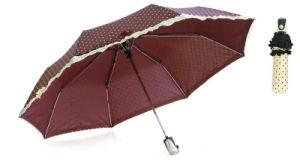 Skirt&Print Automatic 3 Fold Umbrella (YS-3FA22083780R)