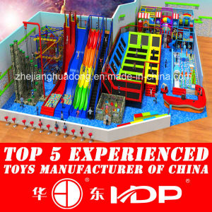 2016 New Multifunctional Funny Indoor Playground (HD16-188A) pictures & photos