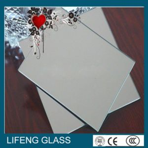 4mm Clear Aluminum Glass Mirror for Interior Designs and Decorations