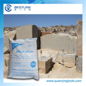 Safe Soundless Non Explosive Rock Blasting Stone Cracking Chemical Powder pictures & photos