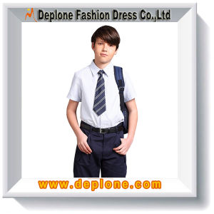 Wholesale Top Grade School Uniform Shirts (UC104)
