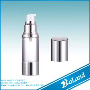 30ml Acrylic Lotion Bottle Empty Cosmetic Airless Bottle