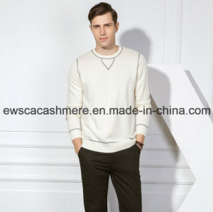 Women′s Top Grade Pure Cashmere Sweater with Patterns pictures & photos