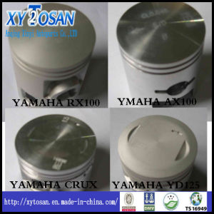 Cylinder Piston for YAMAHA Rx100 Ax100 Crux Yd125 pictures & photos