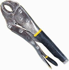 Hand Tools Pliers Lock Grip Matt Grip OEM Decoration DIY pictures & photos