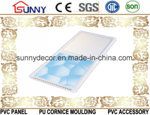 Plastic Laminated Wall Panel PVC Ceiling Cladding PVC Wall Panel pictures & photos
