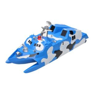 0083832-RC Double-Base Stealth Speedboat (missiles) pictures & photos