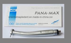 Dental Handpiece Triple Water Spray NSK Pana Max High Speed Handpiece pictures & photos