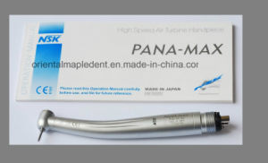Dental Handpiece Triple Water Spray Pana Max High Speed Handpiece pictures & photos