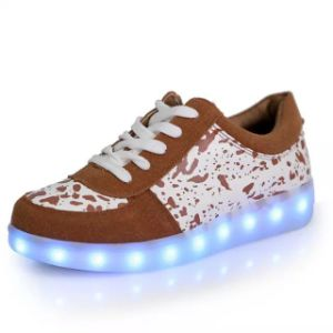 2016 New Fashion 7 Colors LED Shoes/Light up Shoes pictures & photos