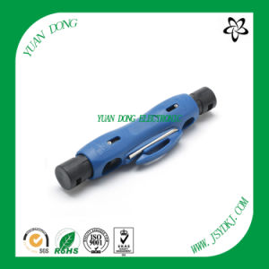 Cable Stripper Suitable for RG6 Rg11 CATV Coaxial Cable pictures & photos