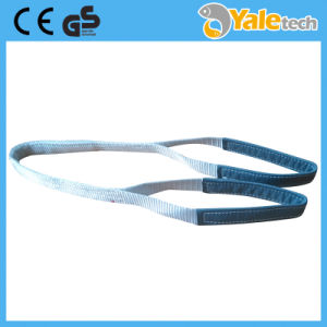 En1492-1 Ce and GS Certified 500kg Webbing Sling Eye and Eye pictures & photos