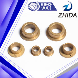 Flange Bronze Bushing for Electric Vacuum Cleaner pictures & photos