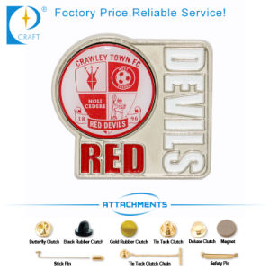 Personal Design Pin Badge for Organization From China pictures & photos