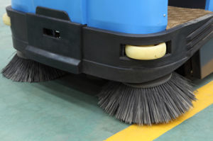 Electric Type Road Sweeper Mqf120 pictures & photos