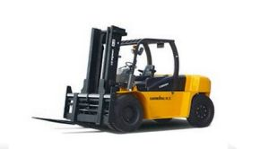 Lonking 8 Ton Diesel Forklift for Sale LG80dt pictures & photos