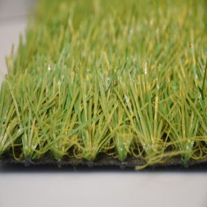 Light Green Monofilament Yarn Artificial Grass for Sports Socceri Footbll Court pictures & photos