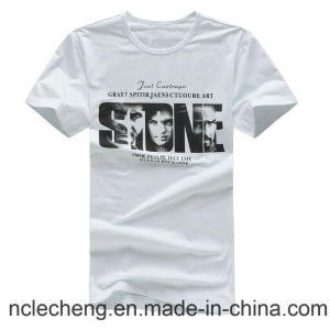High Quality Men′s Printed Tc T-Shirt