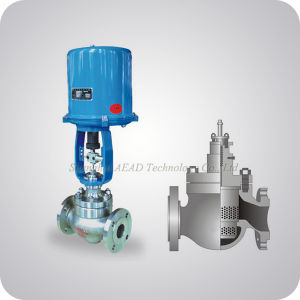 Electric Low Noise Control Valve pictures & photos