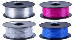 PLA/ABS/HIPS/Pet/PVA/Flex 3.00mm 3kg 3D Printer Filament pictures & photos