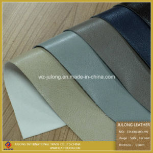 Antifouling PU Synthethic Leather (CPU006) pictures & photos