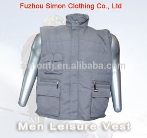 Men Leisure Vest