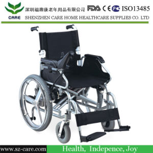 Lightweight Electric Folding Power Battery Operated Wheelchair