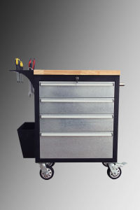19 Inch Stainless Steel Rolling Tool Chest pictures & photos