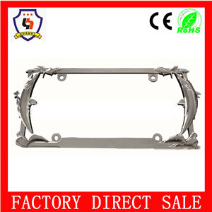 OEM Wholesale License Plate Frame pictures & photos