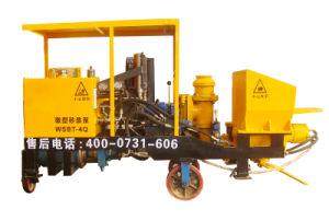 Whbt-4q Micro Slurry and Concrete Pump