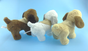 Plush Toy Dogs in 3 Color pictures & photos