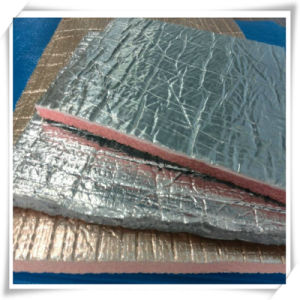 Acoustic-Proof PE Foam Aluminium Foil for Construction pictures & photos