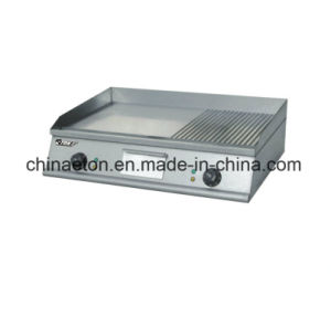 Flat Plate Counter Top Gas Griddle for Et-PLC-718 pictures & photos