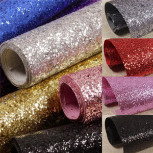 Chunky Glitter Wallpaper for KTV Wall Decoration (AD2)