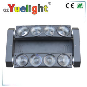 Guangzhou 2016 The Latest 8PCS 12W LED Spider Light pictures & photos