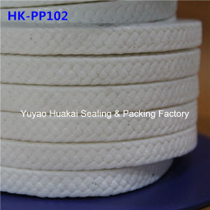 High Speed Pump Reinforced Pure PTFE Teflon with Oil Braided Packing