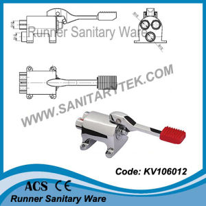 Foot Operated Taps / Pedal Valve (KV106012) pictures & photos