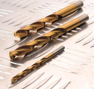 Accessories HSS Concrete Titanium Metal Working Drill Bit Pk2 OEM pictures & photos