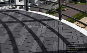 Colorful Composite DIY Decking Floor for Patio pictures & photos